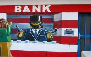Banca española ladrona