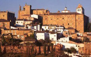 Viviendas en Cáceres