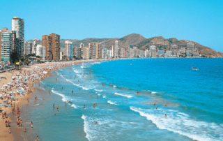 El inmobiliario repunta en el Mediterráneo