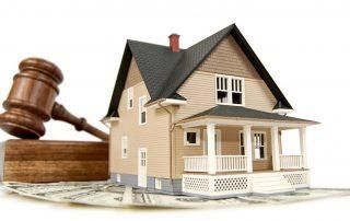 Ejecuciones hipotecarias en 2020