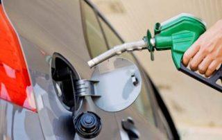 Subida de los combustible