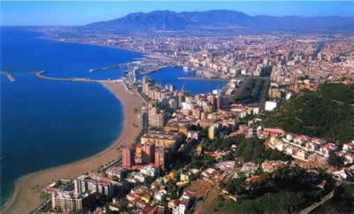 Málaga día