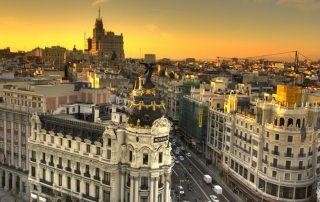 El inmobiliario en Madrid