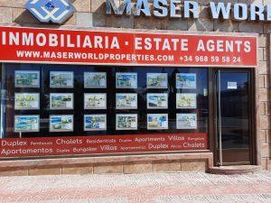 Pisos en venta en Puerto Mazarrón