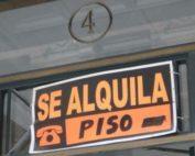 Barcelona multa por incumplir la Ley de alquileres