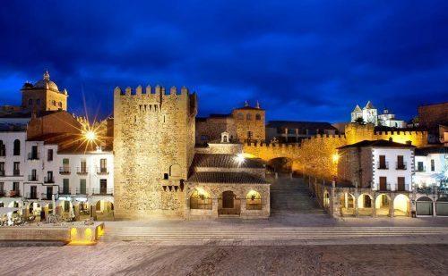 Pisos y casas en venta para vivir en Cáceres