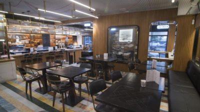 Geyhache locales de hostelería en Madrid