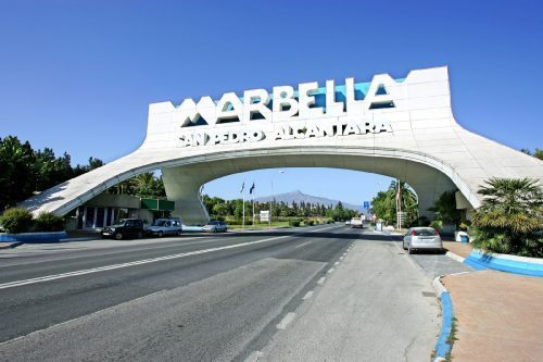 Mercado afectado por la pandemia en Marbella