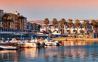 El atractivo turístico de las playas de Roquetas de Mar