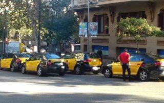 Tarifas de taxis