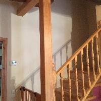 Casa rústica reformada. Una monada