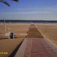 Zona playa ,planta Baja en adosado, , con porche y barbacoa