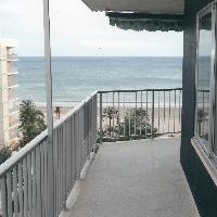 Apartamento 1ª línea de playa en Cullera