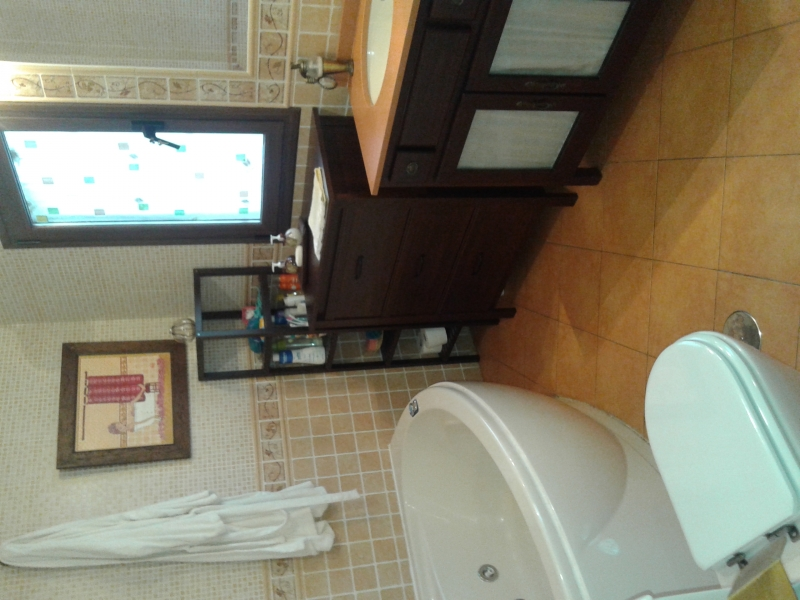 Cuarto de baño bañera llacusi