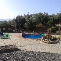 Casa Rustica con finca olivar 25.000 m2