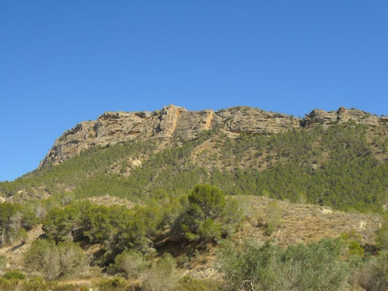 Sierra de Columbares