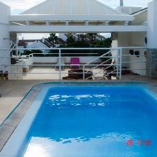 Ticos en m laga tico duplex con piscina privada for Atico con piscina privada