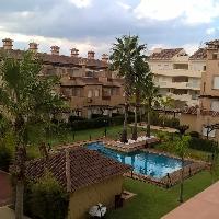 Apartamento urbanización Rabdells