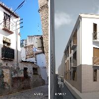 casa barrio historico de granada con muchas posibilidades. Inversion
