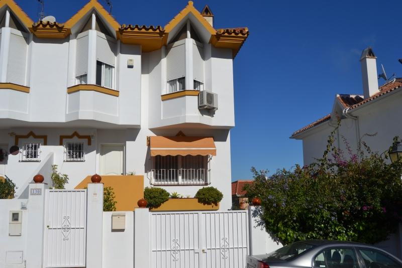Fachada principal vivienda