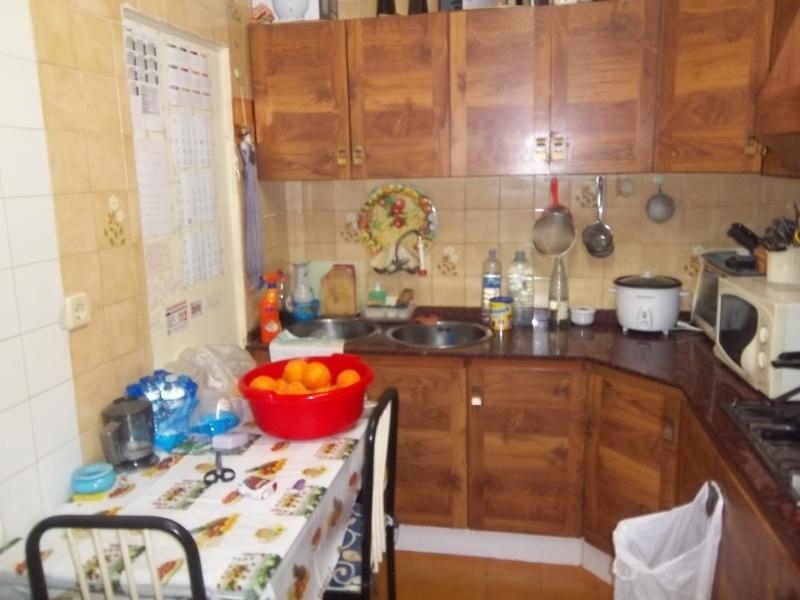 Una de las 2 cocinas