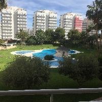 Apartamento Campello.  Jardín del Mar