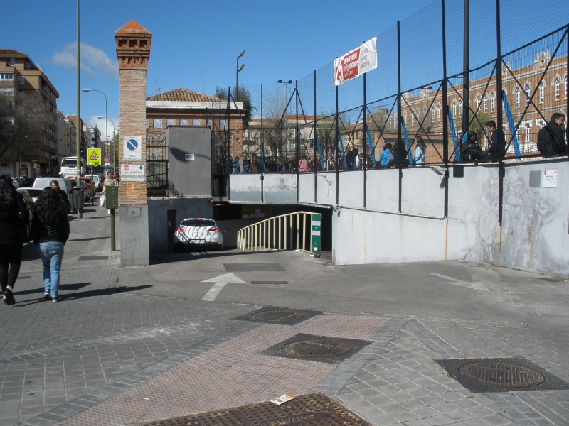 Plazas de garaje en madrid plaza de garaje for Plaza de garaje huelva