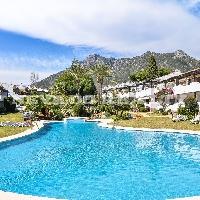 Apartamento en venta en el Vivero de Marbella