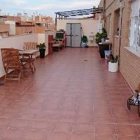 Ático con terraza en venta en Sagunto