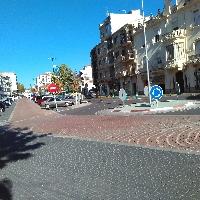Avenida Sierra de Gata, Coria. Cáceres