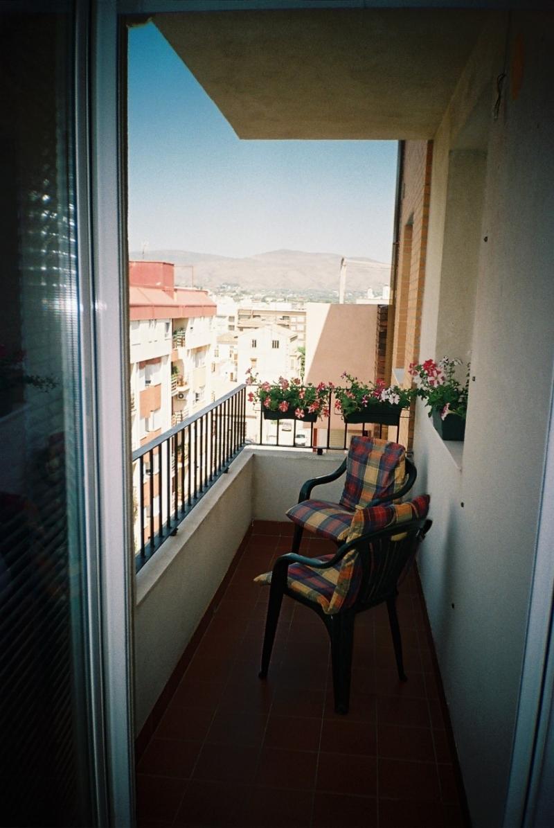 Balcón a la avenida