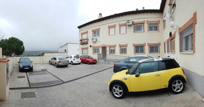 Patio/aparcamiento