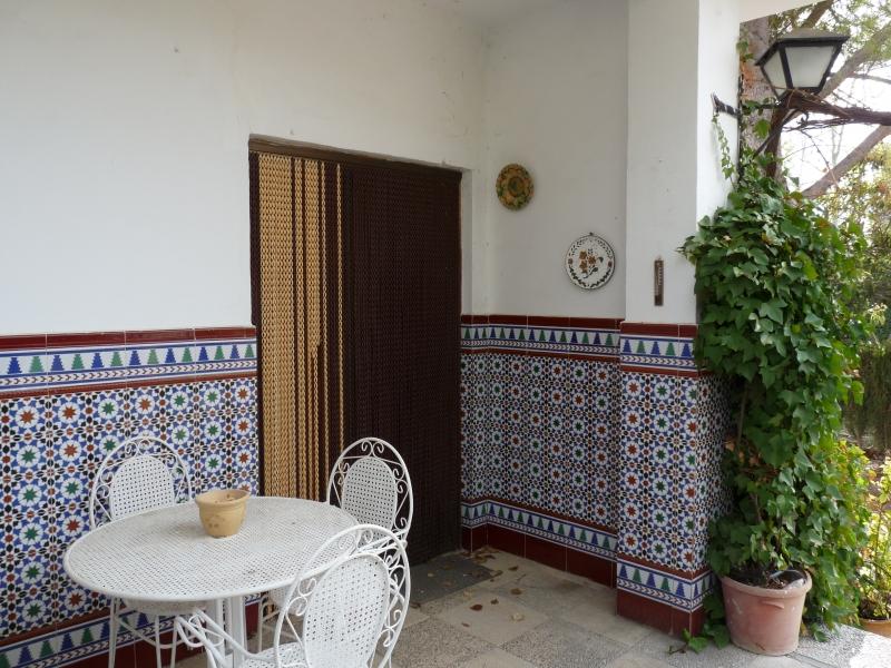 Puerta principal vivienda