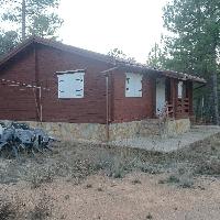 Casa de madera en venta en Trillo