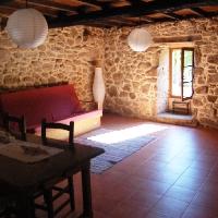 Casa de piedra reformada en Ourol Lugo