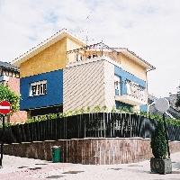 Chalet urbano en Oviedo