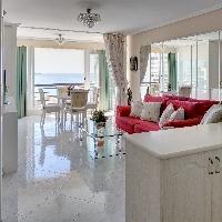 Playa Levante. Apartamento de lujo con vistas panorámicas