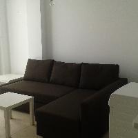 Piso de 1 dormitorio con ascensor, terraza y piscina situado a menos de 25 m de la playa en Costa Rubite- Casarones