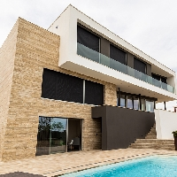 Luxury villa first line in Torre de la Horadada, Alicante