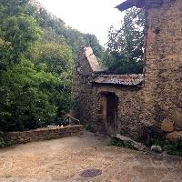 Gran casa de piedra, Parc Natural de l'Alt Pirineu