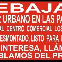 Urge vender solar urbano ¡PRECIO MUY NEGOCIABLE-REBAJADO!