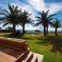 Espectacular villa con vistas en Calpe