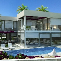 Villa moderna de lujo en Moraira