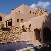 Chalet en Moraira estilo arabe zona El Portet