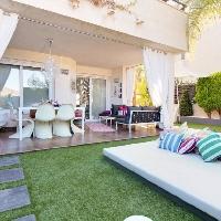 Casa adosada en venta en urbanización de Moraira
