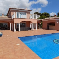 Villa en venta en Cap Blanc de Moraira
