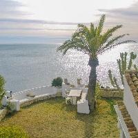 Casa en primera línea en venta en Moraira