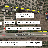 CASA DE CAMPO 14.000 m2 en venta en L'Ampolla (Tarragona)