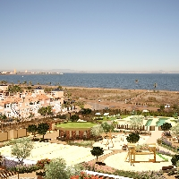 Luxury residential on the shores of Mar Menor Spain