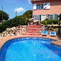 Large house for sale in Blanes Costa Brava